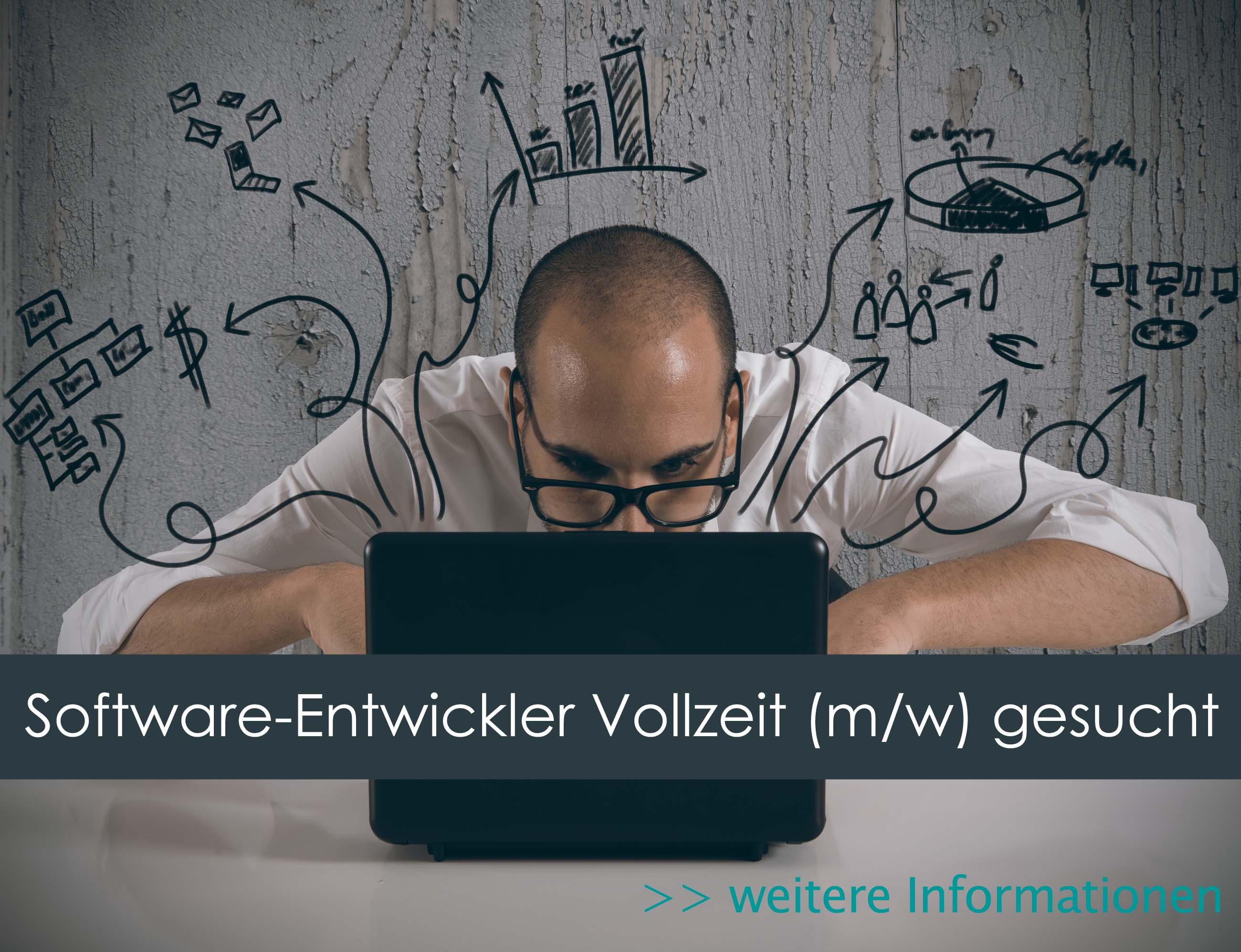 Stellenausschreibung Software-Entwickler (m/w)