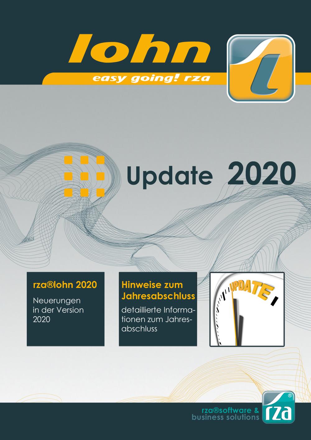 Version 2020 der rza®lohn